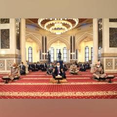 #موقع_الرئاسة || الرئيس عبد الفتاح السيسي يؤدي صلاة الجمعة ويلتقي عدد من كبار قادة القوات المسلحة