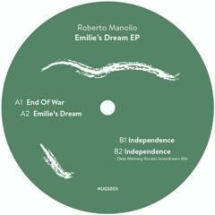 Roberto Manolio - Emilie's Dream EP w/ (Data Memory Access Remix)