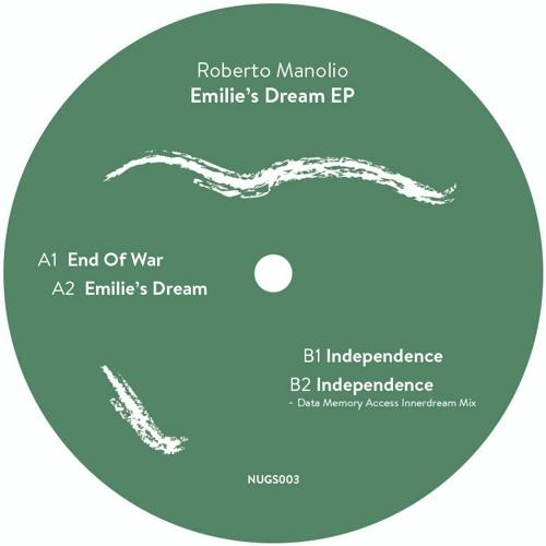 Roberto Manolio - Emilie's Dream EP
