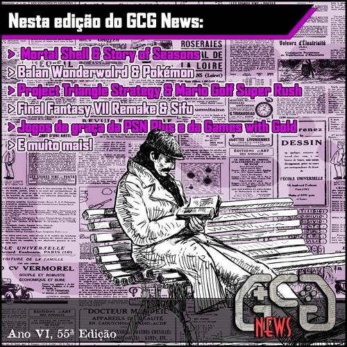 GCG News - Ano VI, 55a Edição