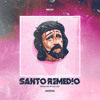 Santo Remedio Portada del disco