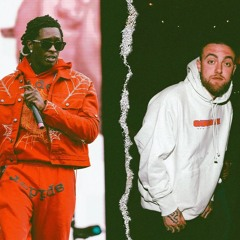 Day Before - Young Thug & Mac Miller - REMIX (Beat Added) - Prod. TrackBauer