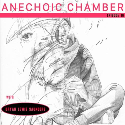 Anechoic Chamber Episode 16: Bryan Lewis Saunders