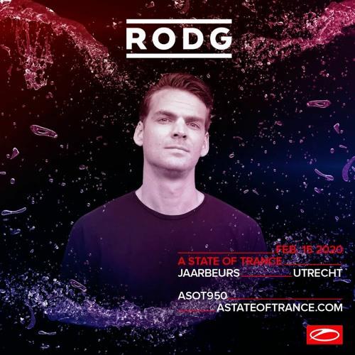 Rodg @ Progressive Stage, A State Of Trance Festival, Jaarbeurs Utrecht, Netherlands 2020-02-15