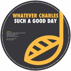 PREMIERE: Whatever Charles - Such A Good Day [Lisztomania Records]