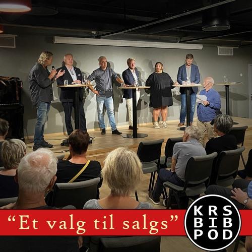 #87: Et valg til salgs - boka om Sørlandsnyhetene