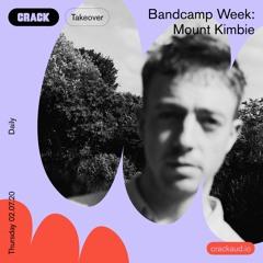 Bandcamp Week – Mount Kimbie