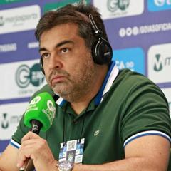 Entrevista com Marcelo Almeida, presidente do Goiás