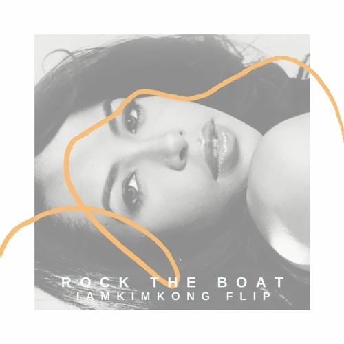 Aaliyah – Rock The Boat IAMKIMKONG Flip