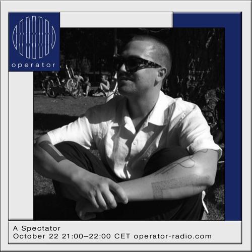 Operator Radio 22nd October 2020