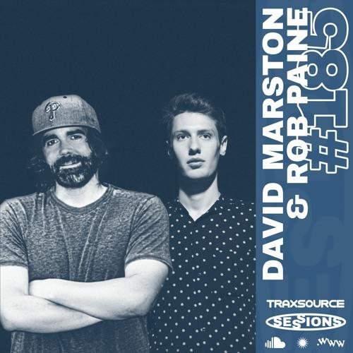 TRAXSOURCE LIVE! Sessions #185 - Rob Paine & David Marston