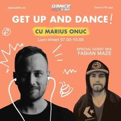 Get Up And DANCE!   Episode 318 (guest   Fabian Maze)