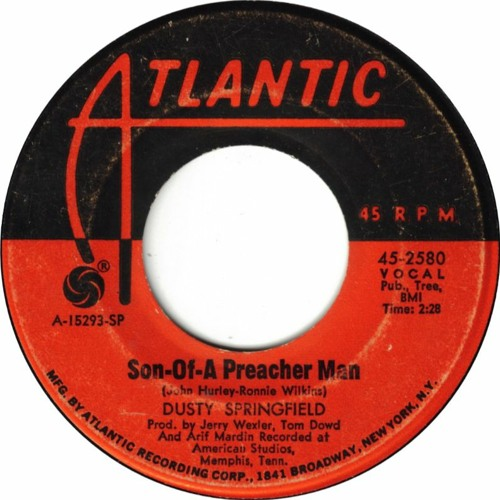 Son of a Preacher Man (Bergeque Edit)
