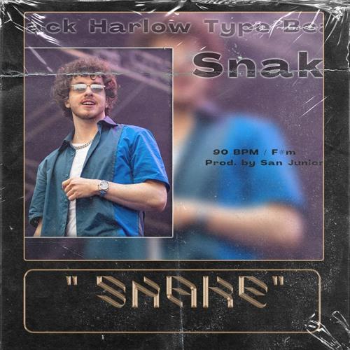 "Jack Harlow x DaBaby Type Beat ""Snake"" | Hip Hop /Trap Instrumental"