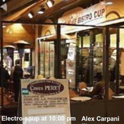 Electro-soup at 10:00 pm (2003)