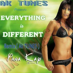 Yana Kay - Everything Is Different ( Club Remix - Immortal AK TUNES )
