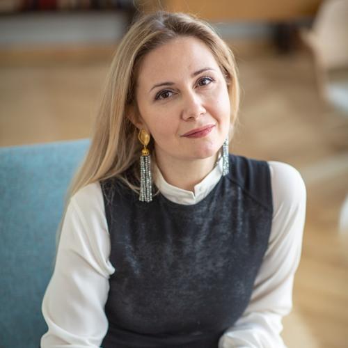 Мария Сарчина - психолог-суицидолог
