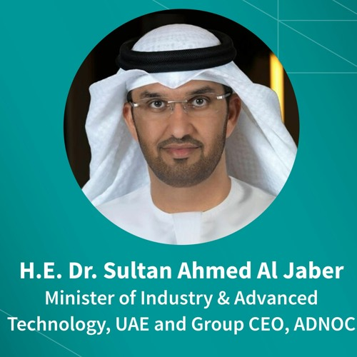 H.E. Dr. Sultan Ahmed Al Jaber on current oil market dynamics & the UAE's economic vision