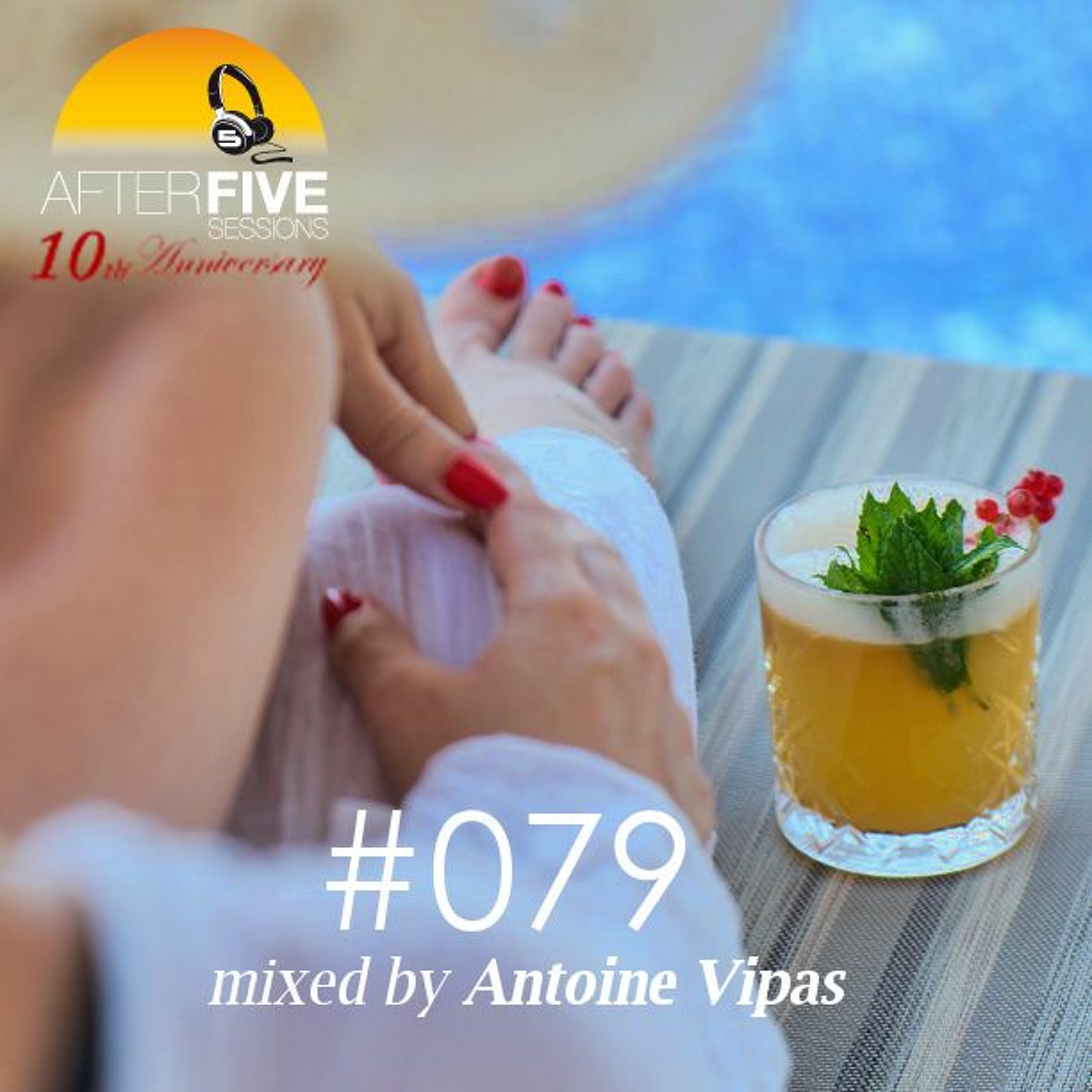 Episode 79 mixed by Antoine Vipas