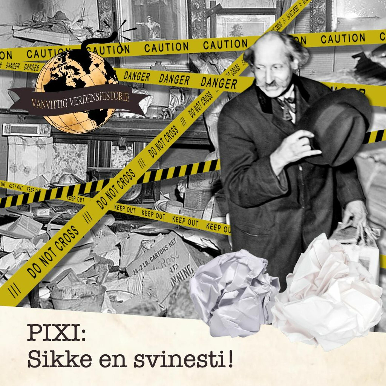 PIXI: Sikke en svinesti!