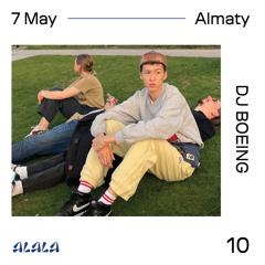 DJ BOEING (Almaty)