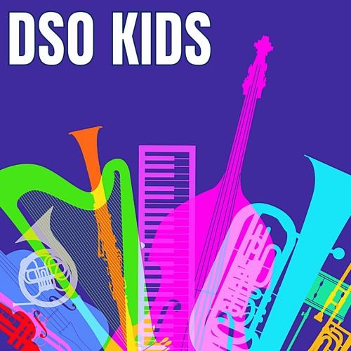 DSO Kids Wood Block