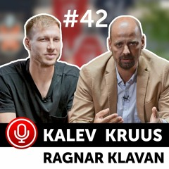 Ragnar Klavan ja Kalev Kruus. Betsafe podcast #42