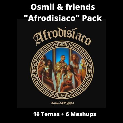 Osmii & friends Afrodisíaco Remix Pack