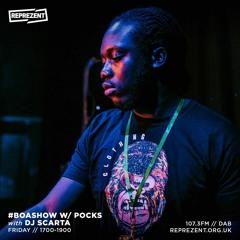Afrobeats Reprezent Radio Guest Mix (CLEAN) #BOAShow W/@PocksYNL @ReprezentRadio @DJScarta 2021