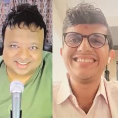 Dhruv Rawani (Founder goalsip.com) with Hrishi K - Union Budget 2021