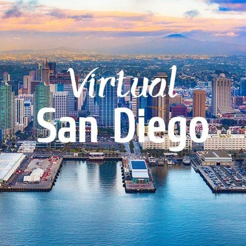 Show 115: Virtual Tour of San Diego With Beth Demmon