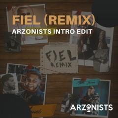 Jhay Cortez x Wisin, Anuel, Myke Towers - Fiel (Intro Edit)(Remix)*EDIT FOR COPYRIGHT*