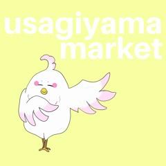 usagiyama market!