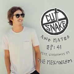CUT SNAKE & MATES - Ep. 041 The Mekanism Guest Mix