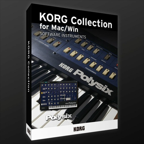 KORG Collection 2 - Polysix Preview 2020