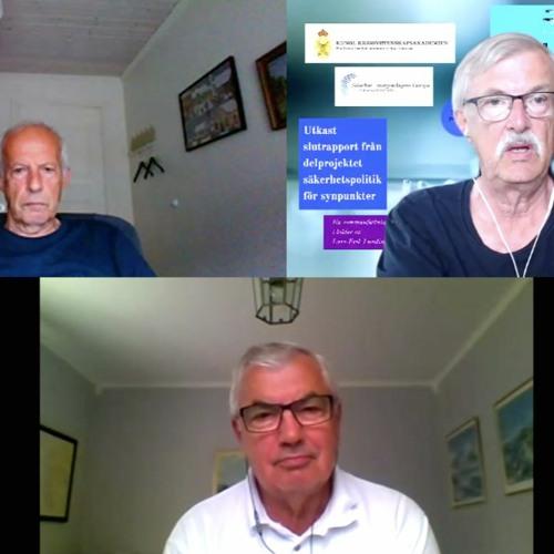 Om sanningar och påståenden i säkerhetspolitiken med Björn Körlof