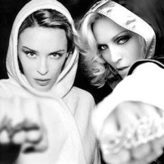 Madonna / Kylie - Vogue / Better The Devil You Know (Madonna Vs Kylie Minogue PJ MASH DREAM Medley)