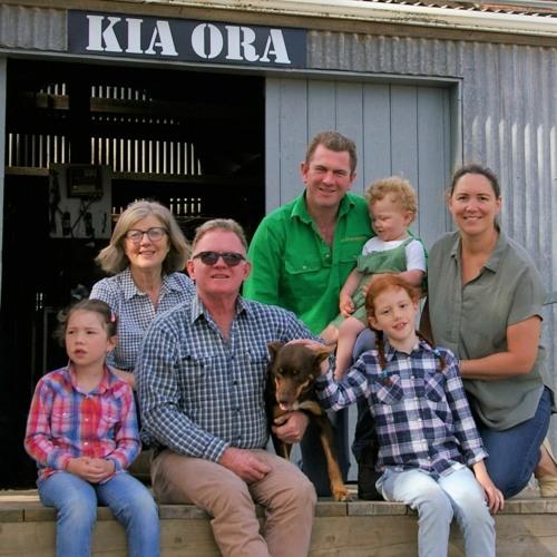 Family merino business wins biosecurity award