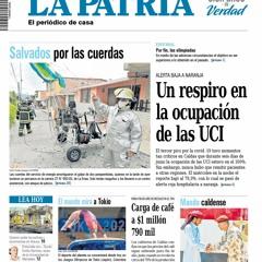1. Titulares Del Informativo De La Mañana Del Viernes 23 De Julio Del 2021