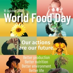 World Food Day - Public Service Announcement - English