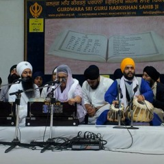 Bibi Harjit Kaur Moga - Manchester Akhand Keertan Darbar 2012