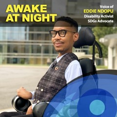 S4-E3: A Barrier-free Life - Eddie Ndopu (disability activist from South Africa and SDG advocate)