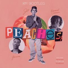 Justin Bieber - Peaches Ft. Daniel Caesar, Giveon (RM Bootleg)