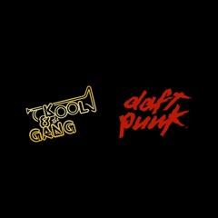 Daft Punk V.S. Kool & The Gang - KNMN Fresh Mashup