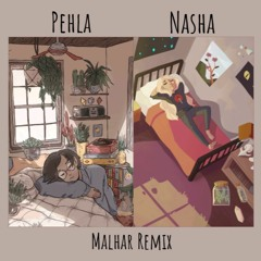 Pehla Nasha (Malhar Remix) | Bollywood LoFi | Udit Narayan , Sadhana Sargam