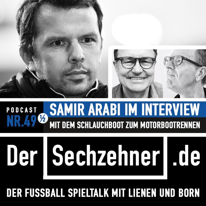 """4 Elefanten haben geschwächtelt"" Bielefeld-Boss Arabi erklärt Arminia-Wunder"