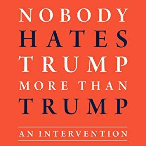 An Interview with David Shields about Trump
