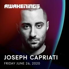 Joseph Capriati | Awakenings Festival 2020 | Online weekender
