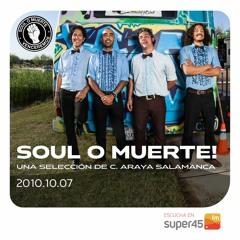 [super45.fm] Soul O Muerte 2021/10/07