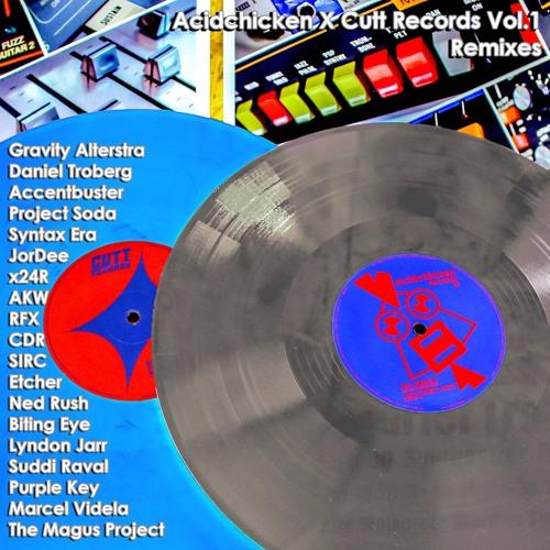 Citric Acid - Face Down (Daniel Troberg Remix)